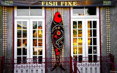 Entrada - Foto: facebook Fish Fixe